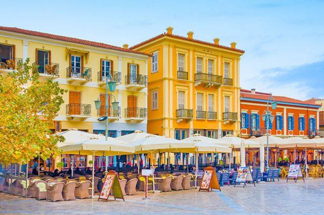 ξενοδοχεια ναυπλιο - Antonio Gambello Luxury Rooms